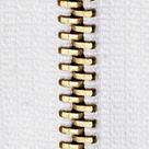 Zdrhovadlo nedělitelné Ms 6N Jeans 16cm