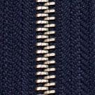 Zdrhovadlo dělitelné MS 6R nikl 70cm