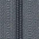 Zdrhovadlo skryté WS 0N nedělitelné 16cm