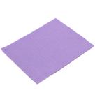 Filc řezaný cca 50x100cm tloušťka 1,5mm 100%polyester