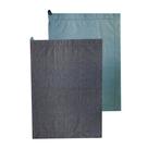 Utěrka 100% recyklovaná bavlna 50x70cm 2ks/bal