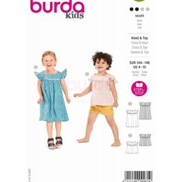 *Burda střih zelený č. 9281 áčková sukně, mini sukně, rovná sukně