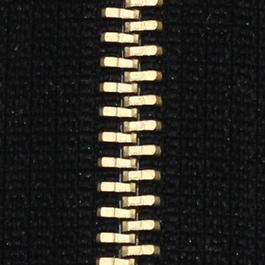 Zdrhovadlo dělitelné Ms 6RX staromosaz 105cm