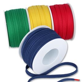 Šňůra oděvní plochá 8 421 692 40 100% bavlna pr.12mm 25m/bal