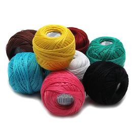 Příze Perlovka 100% bavlna 10g/85m 10ks/bal.