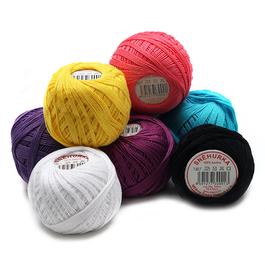Příze Sněhurka 100%bavlna 30g/200m 10ks/bal.