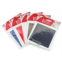 Záplata samolepící nylonová 10x20cm 1ks/karta