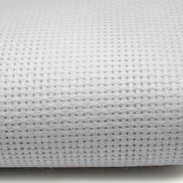 Kanava řezaná na vyšívání Aida 37x37cm 100% bavlna