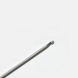 Háček na vlnu kov pro Tuniské háčkování d.35cm v.2,5mm1ks/záv.sáček