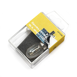 Žárovka narážecí 1ks/karta