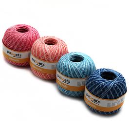 *Příze Puppets Eldorado melír TEX 10 100%bavlna 50g/265m 10ks/bal.