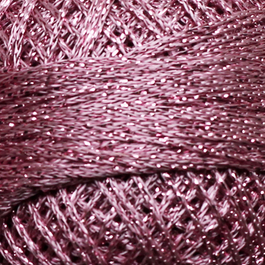 Příze Anchor Artiste Metallic 80%viskóza 20%metalizovaný polyester 25g/100m