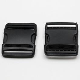 Spona batohová plastová zaoblená š.60mm 1ks/karta