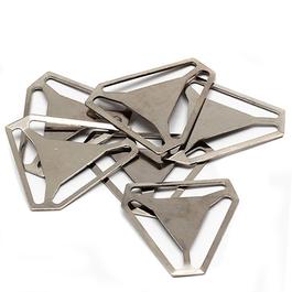 Šlový trojúhelník š.36mm (v.36) Fe