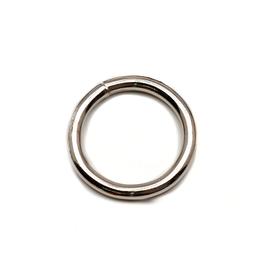 Sedlářské kroužky svařované Fe průměr 16mm
