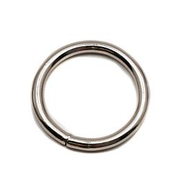 Sedlářské kroužky svařované Fe průměr 25mm