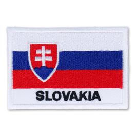 Nášivka (vlajky, obrázek, květy)