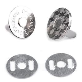 Zapínání kabelkové magnetické průměr 18mm 5sad/bal