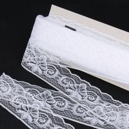 Krajka pletená 100%polyamid š.5cm 50m/bal.