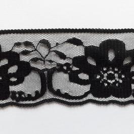 Krajka pletená 100%polyamid š.6cm 50m/bal.