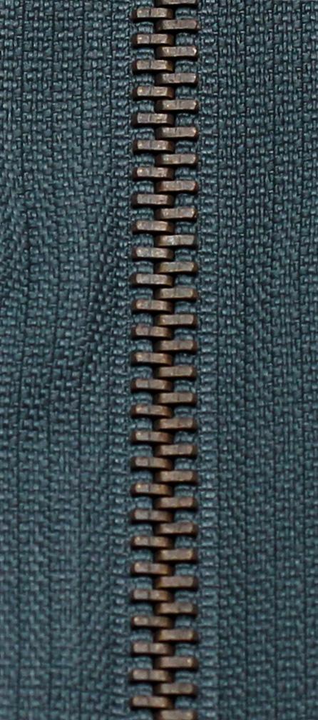 KOH-I-NOOR Zdrhovadlo dělitelné Ms 6R staromosaz 65cm 1952 tm.šedá (cena / kus)