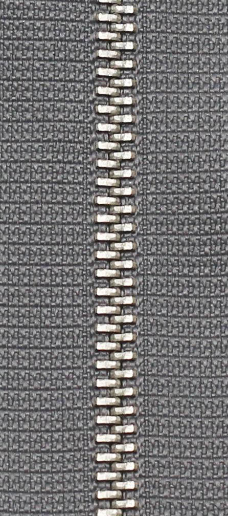 KOH-I-NOOR Zdrhovadlo dělitelné Ms 6R nikl 70cm 1932 šedá (cena / kus)