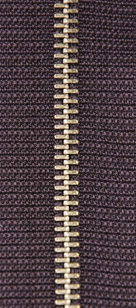 KOH-I-NOOR Zdrhovadlo nedělitelné Ms 4N 14cm 1882 hnědá (cena / kus)