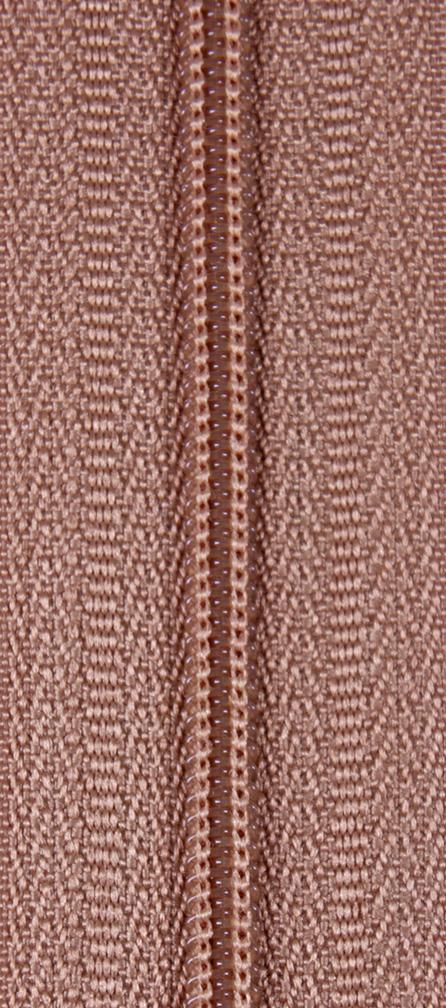 KOH-I-NOOR Zdrhovadlo spirálové WS 0N nedělitelné 40cm 269 béžová (cena / kus)