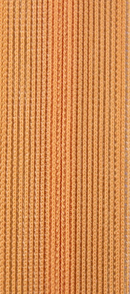 KOH-I-NOOR Zdrhovadlo skryté WS 0N nedělitelné 45cm 154 oranžová (cena / kus)