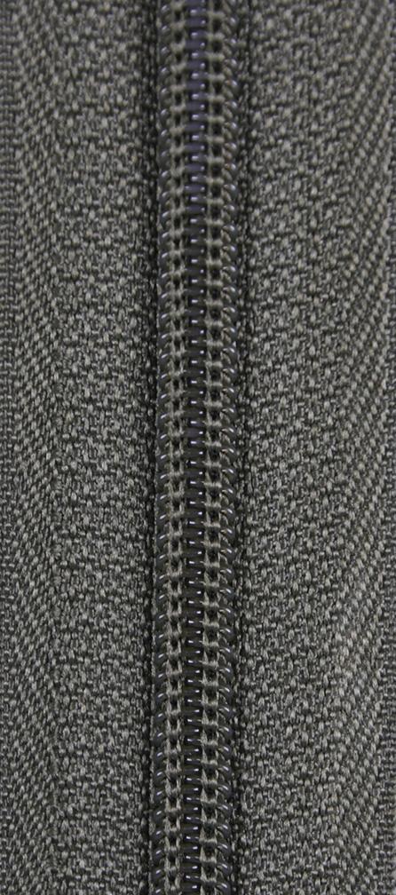KOH-I-NOOR Zdrhovadlo spirálové WS 10R dělitelné 30cm 253 khaki (cena / kus)