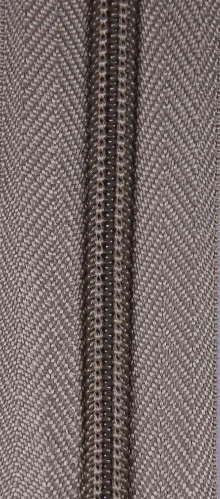 KOH-I-NOOR Zdrhovadlo spirálové WS 10R dělitelné 30cm 269 béžová (cena / kus)