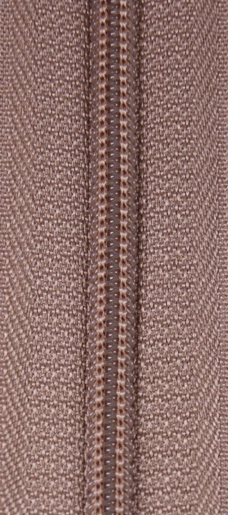 KOH-I-NOOR Zdrhovadlo spirálové WS 10R dělitelné 30cm 284 béžová (cena / kus)