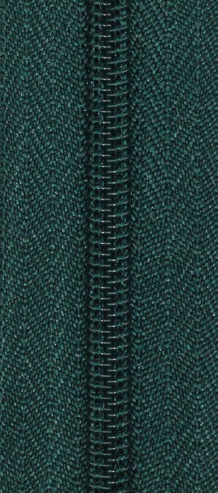 KOH-I-NOOR Zdrhovadlo spirálové WS 10R dělitelné 95cm 264 tm.zelená (cena / kus)