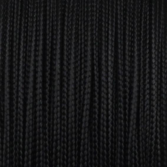 Dutiny žaluziové s výplní 8422 103 00 100%viskóza prům.1,4mm/50m 7001 černá (cena / )