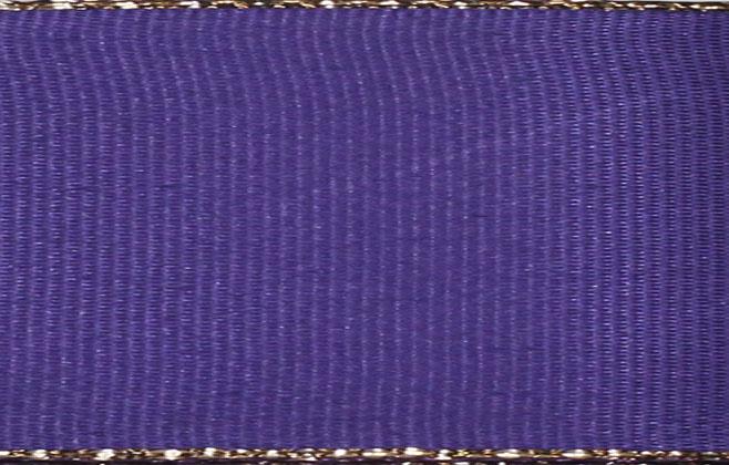 Stuha taft. s rexorem š.14mm 10m/bal. 512 Z/fialová (cena / balení)