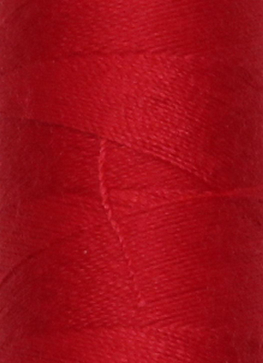 Nitě UNIPOLY 120 100%PES 14x2 5000m 336 červená (cena / kus)