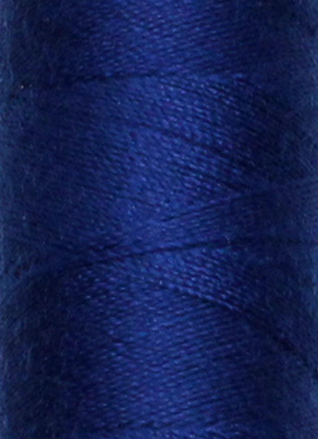 Nitě UNIPOLY 120 100%PES 14x2 5000m 548 modrá (cena / kus)