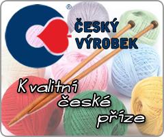 Kvalitní české příze
