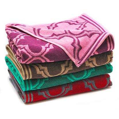 Nové ručníky a osušky