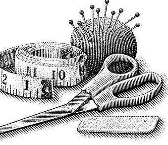 Krejčovství a montáže