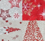 Metráž dekorační látka LONETA 55%bavlna 45%PES š.140cm 190g/m2 10m/bal.
