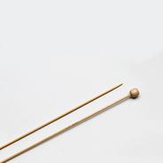 Jehlice rovné bambus v.2mm d.35cm 1pár/záv.sáček