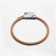 Kroužek na vyšívání prům. 12cm dřevo 1ks/karta