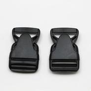 Spona batohová plastová zaoblená š. 40 mm 10 ks/bal