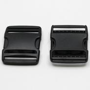 Spona batohová plastová zaoblená š. 60 mm 10 ks/bal