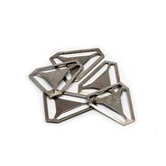 Šlový trojúhelník š.20mm (v.20) Fe