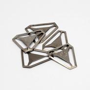 Šlový trojúhelník š.24mm (v.24) Fe