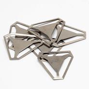 Šlový trojúhelník š.30mm (v.30) Fe