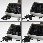 Knoflíky stiskací druky WUK prům. 14mm (v.5/6) Ms 500ks/bal.