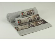 *Osuška Košíčky 100% bavlna 70x140cm